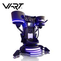 360 - Degree 9D VR Video Game Machine For Shopping Mall / Airport