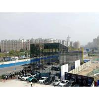 Best Painting / Galvanizing Prefabricated Steel Frame Buildings For Exhibition Hall wholesale
