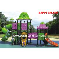 Park Outdoor Playground Equipment For Kids 1160 x 440 x 530