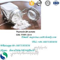 Best Injectable Peptide Steroid Hormones Tb500 Thymosin Beta 4 for Muscle Gain 77591-33-4 wholesale