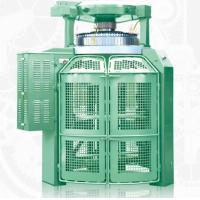 China Green Color Industrial Sweater Knitting Machine High Speed Double Computerized Jacquard on sale