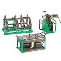China SWT-V160/50H  Poly pipe welding machine for 50-160mm on sale