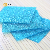 China Embossed UV 1.2g/Cm3 Clear Polycarbonate Sheet on sale