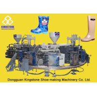 Best Rain / Water Boot / Gumboot Dual Injection Molding Machine Rotary Type wholesale