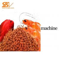 China Sinking Pellet Fish Processing Equipment , Pet Food Processing Line on sale