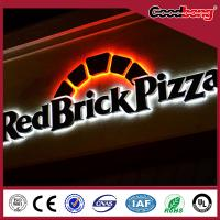 Cheap Outdoor advertising signage ,LED light letter ,brand signage for sale