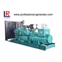 China 800KW 3 Phase Open Diesel 24V DC Generator Water Cooling Precise Electrical Governor System on sale