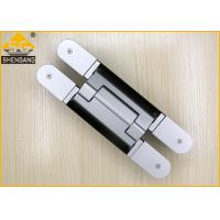 Best Adjustable Invisible Door Hinges Face Frame Hinges 16.5mm Intermediat Gap wholesale
