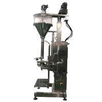 China Load Cell Big Bag Packing Machine 1130 × 950 × 2800mm Size Easy To Spout Dust on sale