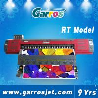 Best 1.8m Digital Fabric Printing Machine for Printing on T-shirts Polyester Vinyl wholesale