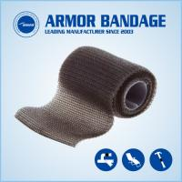 Best Hot Sale Industrial Strength Pipe Repair Bandage Water Activated Polyester Piping Tape Seal Leaky Pvc Pipe Joint wholesale