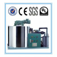 Best Fresh Water Flake Ice Machine For Supermarkets Poultry Preservation wholesale