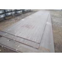China Hot Rolled Low Carbon Steel Plate , Mild Steel Plate For Petroleum Chemical Industries on sale