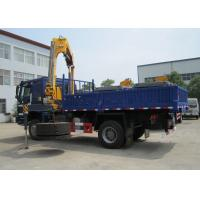 Best Fast Mobile City Construction Articulating Boom Crane , 5 Ton SQ5ZK3Q WITH ISO CE wholesale