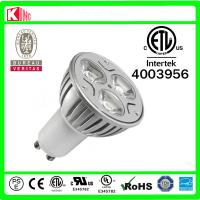 Best CE ROHS UL high power GU10 LED spot light 5W wholesale