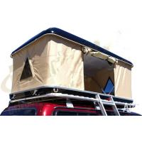 Best Double Layer Automatic Hard Top Car Tent , 3 Person Roof Top Tent Custom Printed wholesale