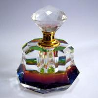 Best Nickel Free Crystal Perfume Atomizer Crystal Perfume Bottle With Stopper wholesale