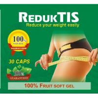 Best REDUKTIS reduce your weight easily Weight loss capsules 100% fruit soft gel wholesale