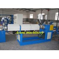 Best Fiber Reinforced Soft Pvc Pipe Manufacturing Machine Soft Pipe Extrusion Line wholesale