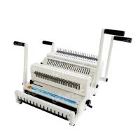 Best Comb and Wire Binding Machine CW2500 with CE Certificate wholesale