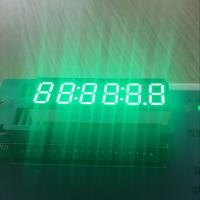 "Buy cheap Long Lifetime Digital Clock Display Pure Green 0.36"" 6 Digit For Instrument from wholesalers"