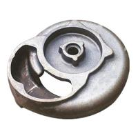 Buy cheap OEM Ductile Iron Casting Parts CNC Machining Components Long - Term Use from wholesalers