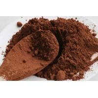 Buy cheap Healthy Low Fat Cocoa Powder , Dark Dutch Process Cocoa Powder For Weight Loss from wholesalers