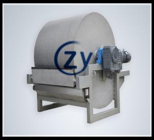 Best Dewatering Sweet Potato Starch Making Machine Vacuum Filtration 8t/H wholesale