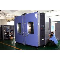 Best Overseas installation Large capacity Walk in Climatic Test Chamber for Cable Industry wholesale