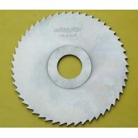 Best KM Carbide Saw Blade Solid Carbide Slitting Cutters wholesale