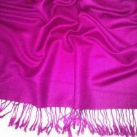 China Women's Shawl, Made of 70% Viscose and 30% Acrylic, Available in Various Colors on sale