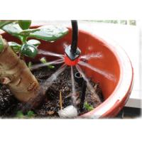 China Horticultural Solar Powered Greenhouse Watering System Easy Cleaning on sale
