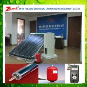 Best split pressured solar water heater wholesale