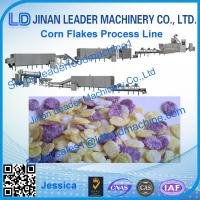 Best Corn flakes process line, high wholesale corns flake makeing equipment wholesale
