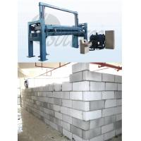 Best Cement Autoclaved Aerated Concrete Production Line with 220V / 380V wholesale