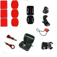 Best Action Camera Accessories , Sport Camera Kit for GoPro 4 , 3 , 2 , 1 wholesale