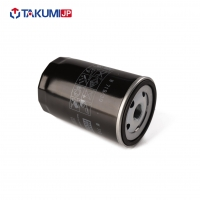 China High Efficiency Racing Oil Filters Louvered Center Tube Small Flow Resistance on sale