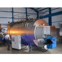 Best Combustion 10 Ton Gas Fired Steam Boiler With Stainless Steel Plate wholesale