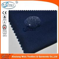 China Flame Retardant Cotton Polyester Oil Resistant Fabric Waterproof Safety Cloth Support on sale