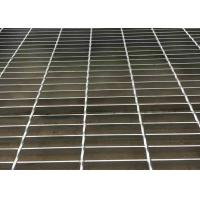 Best Industrial Stainless Steel Floor Grating Flat Bar ISO 9001 Certification wholesale