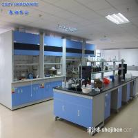 Best Customized Functional simple chemistry laboratory fume hood equipment furniture cupboards wholesale