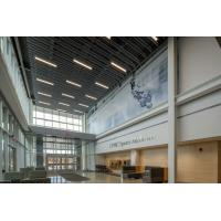 Best Aluminum Vertical Screen Ceilings Modern Decorative Suspended Acoustically wholesale