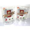 China Heat Seal Aluminum Foil Vacuum Bag Waterproof , Flat Bottom For Jujube wholesale