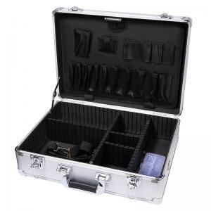Best Small Aluminium Flight Case , Aluminum Brief Case Wit Customized Space wholesale