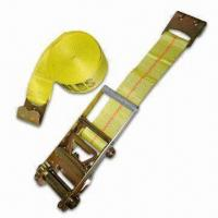 Best Automotive Security Parts and Accessories, Ratchet Strap with 3 Inches Wide Webbing wholesale