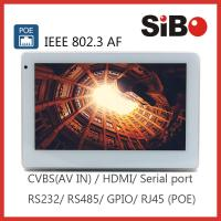 """Best Building Automation 7"""" Android Tablet PC Support POE RS485 Wall Mount wholesale"""