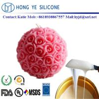 Best 1:1/10:1 Mixing ratio and Transparenent Silicone Rubber for candle mold making wholesale