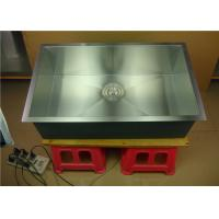 Best Undermounted Type Stainless Steel Sink Bowl For Kitchen Island Tops wholesale
