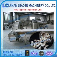 Buy cheap high rate of finish product Popcorn production line from wholesalers
