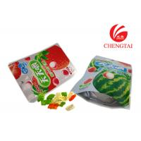Best Small Gravure Printing Sealable Stand Up Pouches Food Packaging wholesale